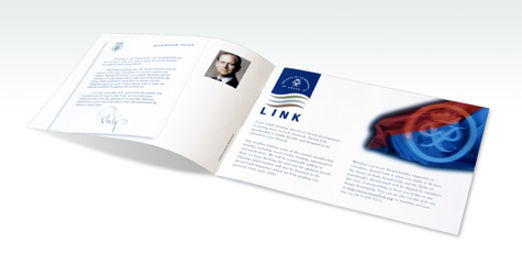 D of E Link Brochure Spread