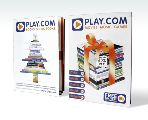 Play.com Christmas Catalogues