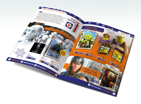 Play.com Christmas Catalogue