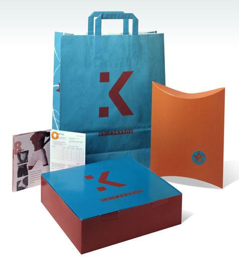 Knickerbox Packaging