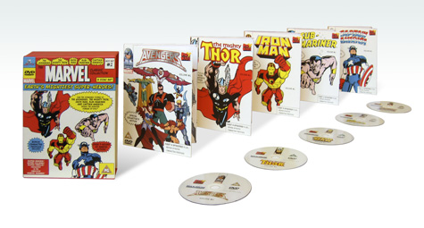 Marvel Volume 1 Box-set
