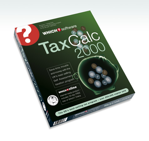 TaxCalc 2000 Packaging